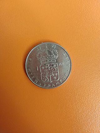 Moneda Gustav VI Adolf Framfor