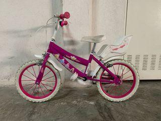 Bicicleta Disney Princesas