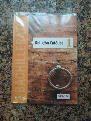 libro religión 1 bachiller
