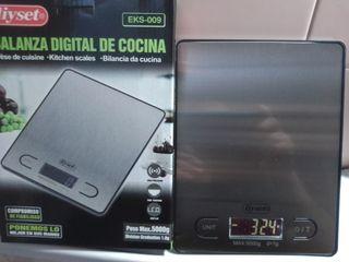 Bascula digital cocina