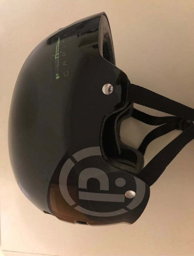 Casco de SKATE PROHIBITION