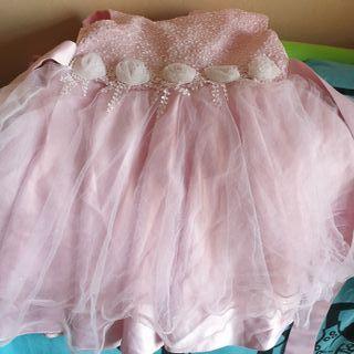 vestido de fiesta de niña boda...