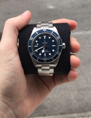 Tudor Black Bay fifty-eight blue