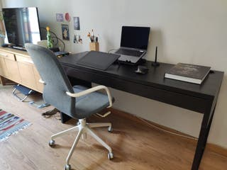 Escritorio y silla IKEA
