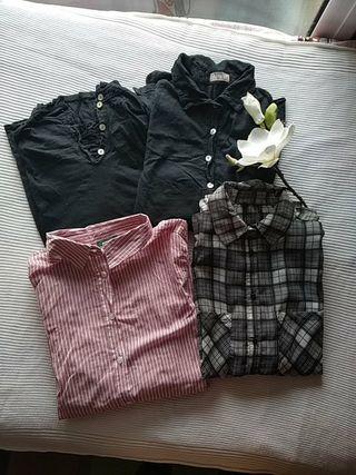Lote ropa talla S