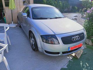 Audi TT 2003 sin poder transferir