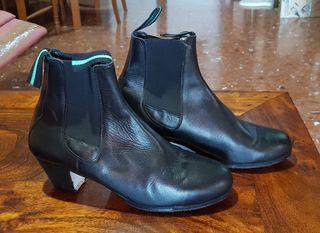 Botas de bailar flamenco número 41