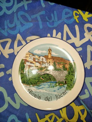 plato Alcalá de Júcar
