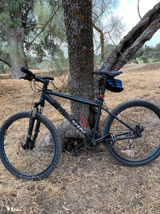 "Bicicleta Rockridet Btwin ruedas 26"""