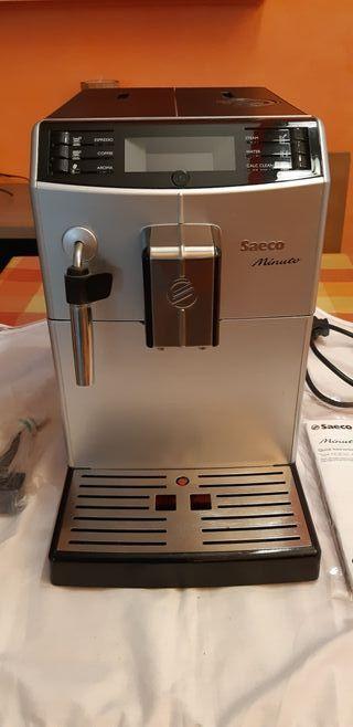 Cafetera Saeco Minuto