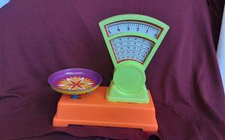 peso balanza de juguete antiguo MOLTÓ