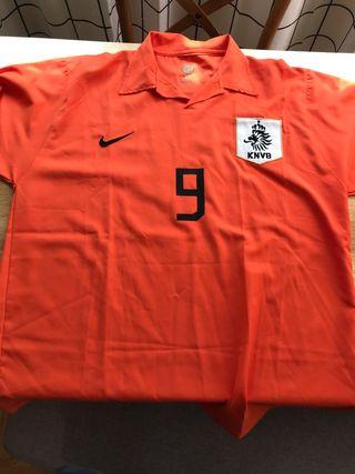 Camiseta Nike holanda Van Nistelrooy 2006 XL
