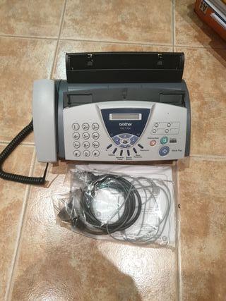 teléfono fax