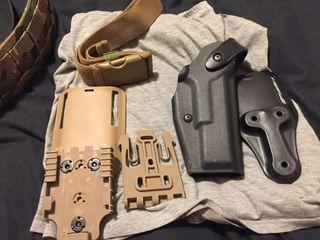 Funda Glock 17/19 Airsoft,safariland.