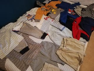Lote ropa 12 18 meses