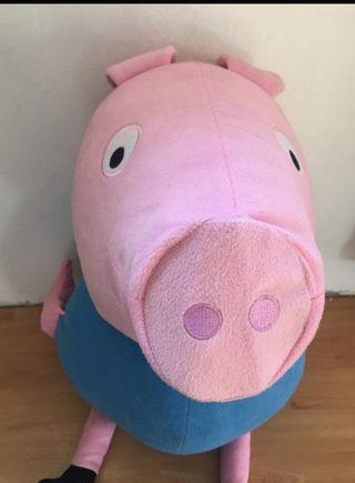 george pig gigante