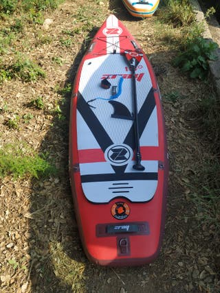 Pack Tabla Paddle Z-Ray FURY 10'0""