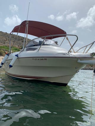 Barco QuickSilver cruiser