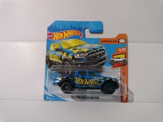 Ford Ranger Raptor hot wheels hotwheels