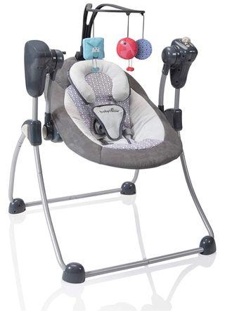 Eléctrica mecedora para bebé