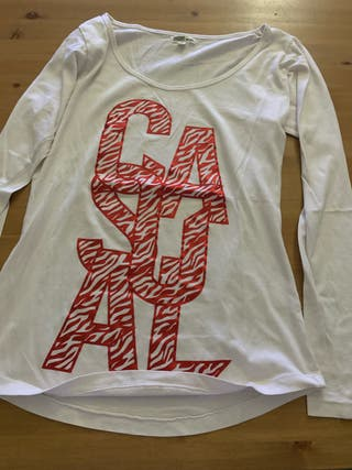 8 Camisetas talla m