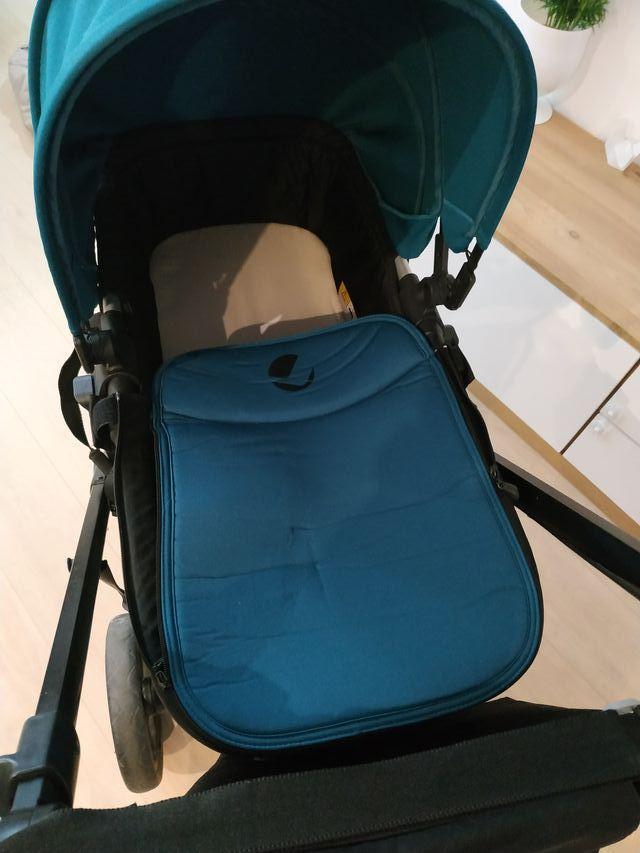 carrito bebé 3 piezas