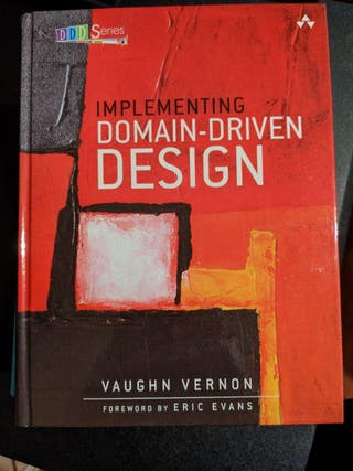 Implementing Domain-Driven Design, VERNON
