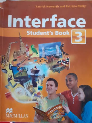 Libro interface student's book 3º ESO