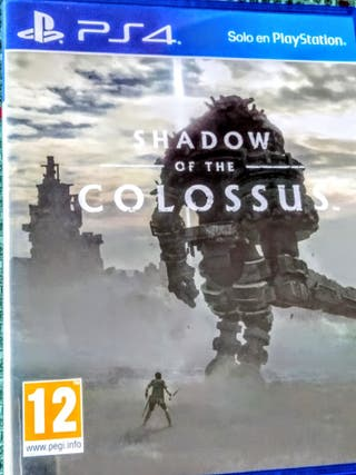 Videojuego Shadow of the Colossus Ps4 PlayStation