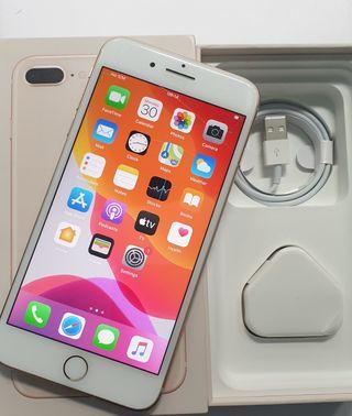 iPhone 8 Plus 64GB (Rose Gold) EE