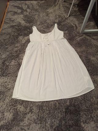 Camisón blanco de verano