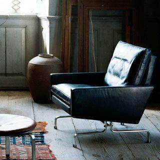 sillón de diseño sueco