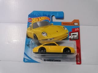 Porsche Carrera hot wheels hotwheels