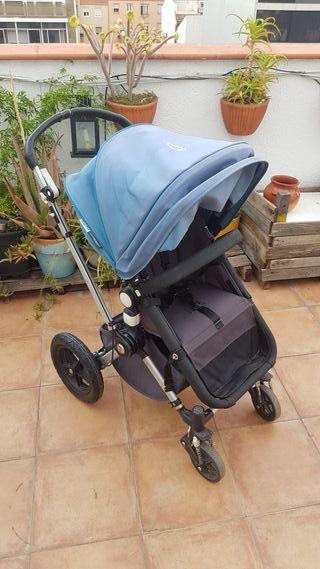 Bugaboo carrito silla paseo y capazo