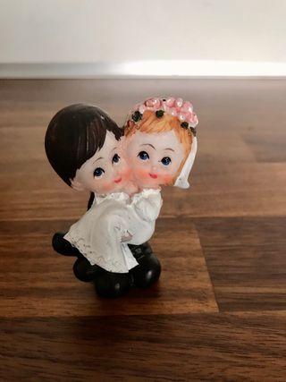 Figuras para tarta de boda