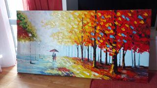 Cuadro lienzo pintura
