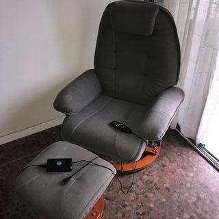Sofá de masajes eléctrico