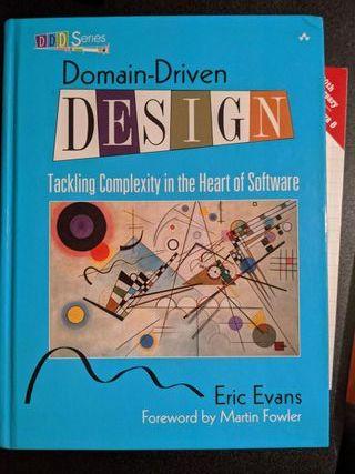 Domain-Driven Design, EVANS