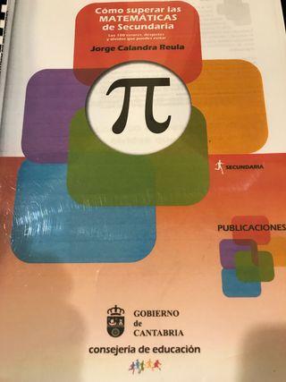Cómo superar las matemáticas de secundaria