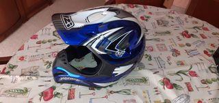 casco enduro motocross