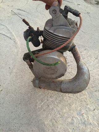 Moto mobilette motor Despiece