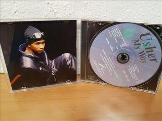 cd Usher,,My Way us 1997
