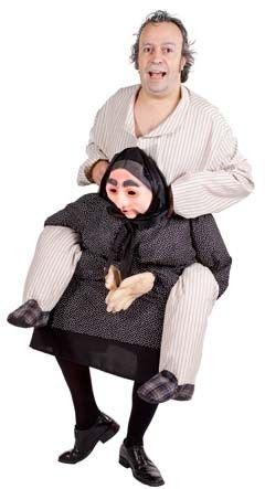 disfraz abuela quejica