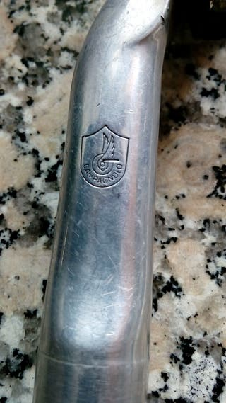 CAMPAGNOLO tija de 26,8 mm de aluminio para bici d