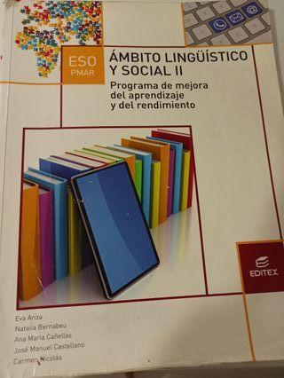 Libro Ámbito Lingüístico y Social - 3° PMAR
