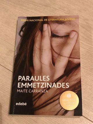 Paraules Emmetzinades - Maite Carranza