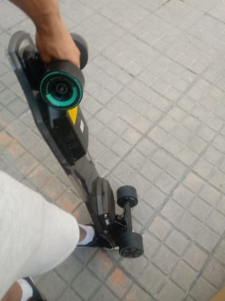 Longboard electrico macwheel MR1 electric skate