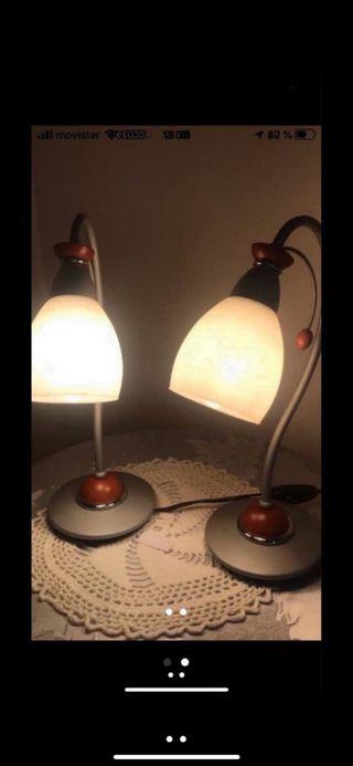 Lámparas de mesita de noche