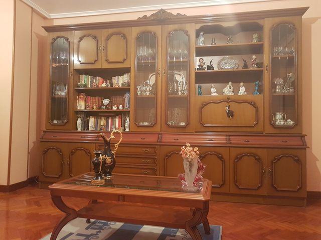 Mueble comedor clásico nuevo.