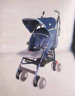 Silla paseo bebé Maclaren Techno XT